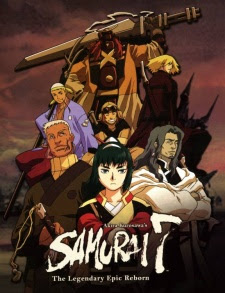 Samurai 7 - 7 Samurai 2013 Poster