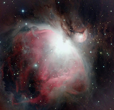 CCD Image of M42 - Orion Nebula Mike Petrasko & Muir Evenden - Insight Observatory