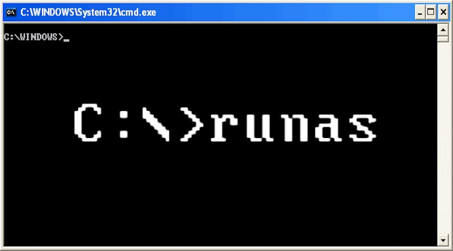 como hacer runas en windows