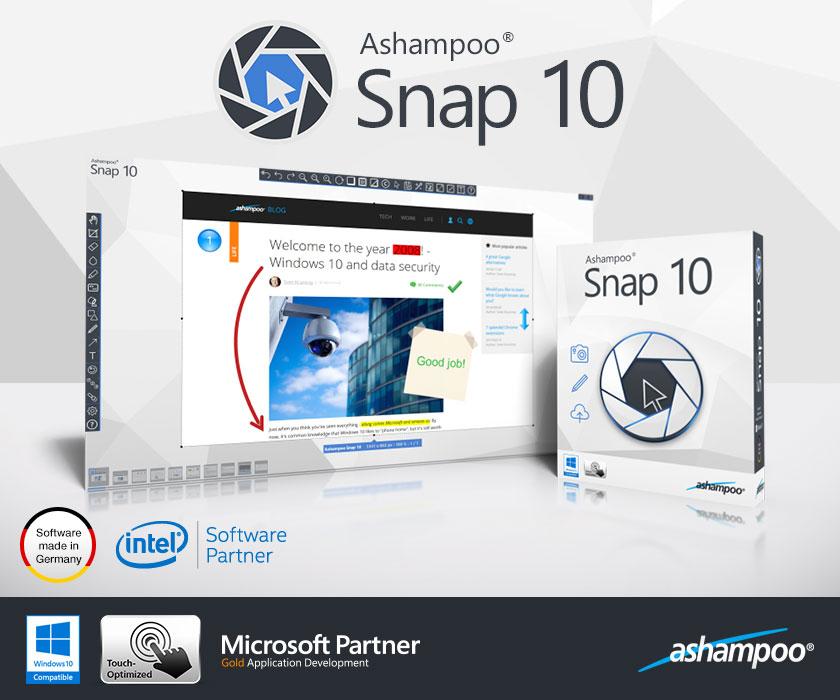 Ashampoo Snap Ashampoo Snap 28110508333026