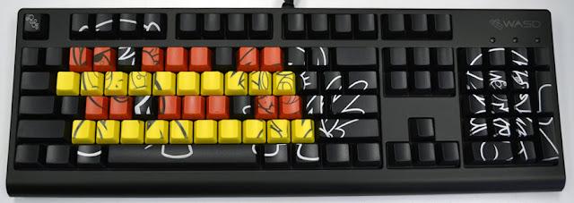Customizable Keyboard Keys