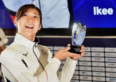 Wow!!! Wanita cantik ini raih MVP di Asian Games ke XVIII di Jakarta-Palembang
