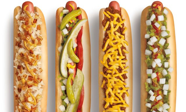 Sonic Hot Dog Prices
