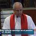 Sacerdote dice intereses de políticos están aplastando la justicia