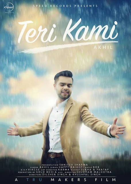 Akhil Ready to Drop Next Single Teri Kami Ft Happy Raikoti