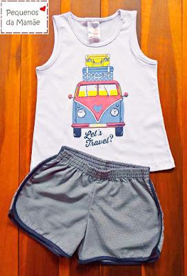 onde comprar conjuntos de moda infantil e bebe no atacado online para revenda em Santa Catarina SC