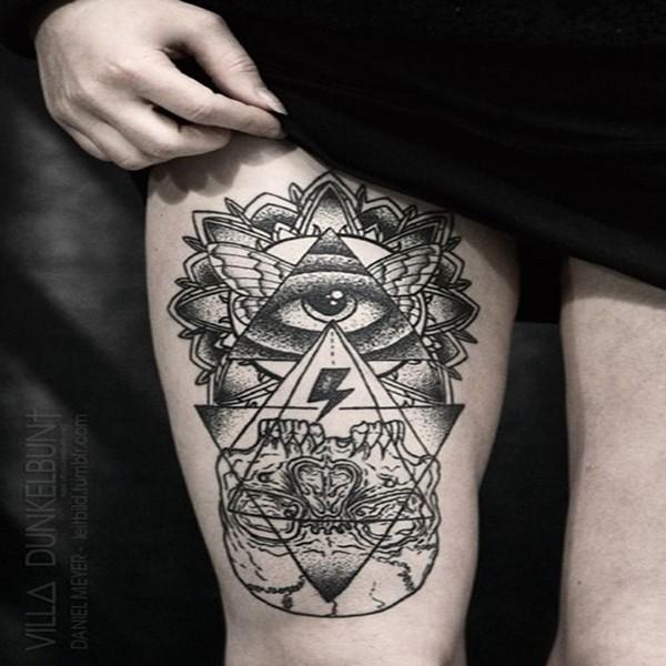 Kanjenk Tattoo