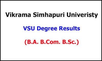 VSU Degree Results