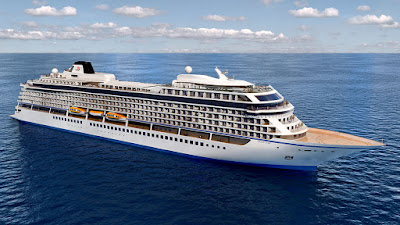 Viking Ocean Cruises Announces Additional New Ships From Italy's Fincantieri Shipyard