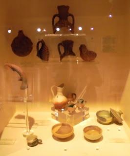 αρχαιολογική συλλογή της Μονεμβασιάς
