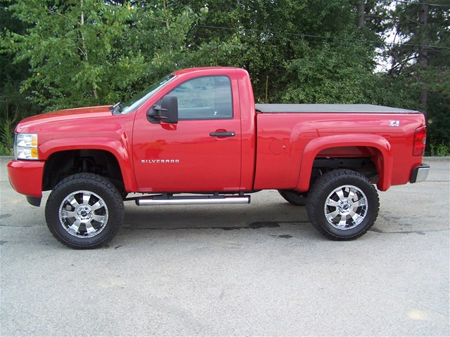 lifted trucks for sale used 2011 chevy silverado rocky ridge lifted truck. Black Bedroom Furniture Sets. Home Design Ideas