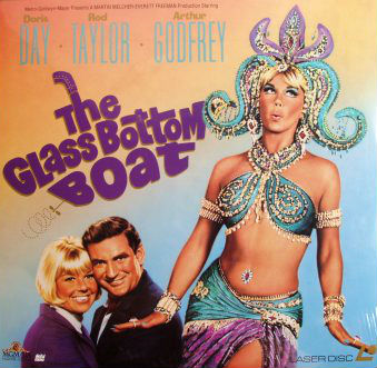 Silver Scenes - A Blog for Classic Film Lovers: TV/Movie Set - The Glass  Bottom Boat ( 1966 )