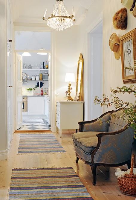 El blog de demarques 10 recibidores de estilo nordico - Recibidores con estilo ...