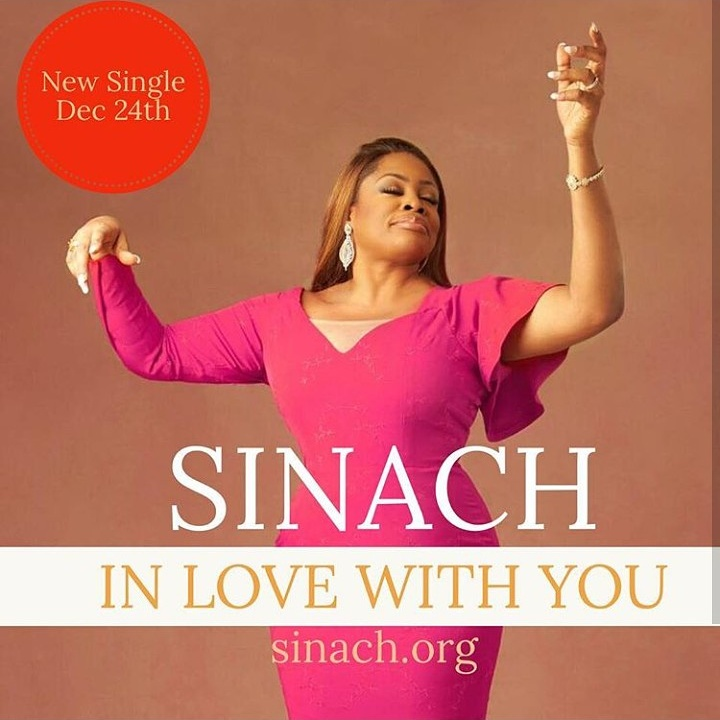 [Music] Sinach - In love with you