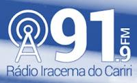 Rádio 91 FM Iracema do Cariri 91,9 DE Juazeiro do Norte CE