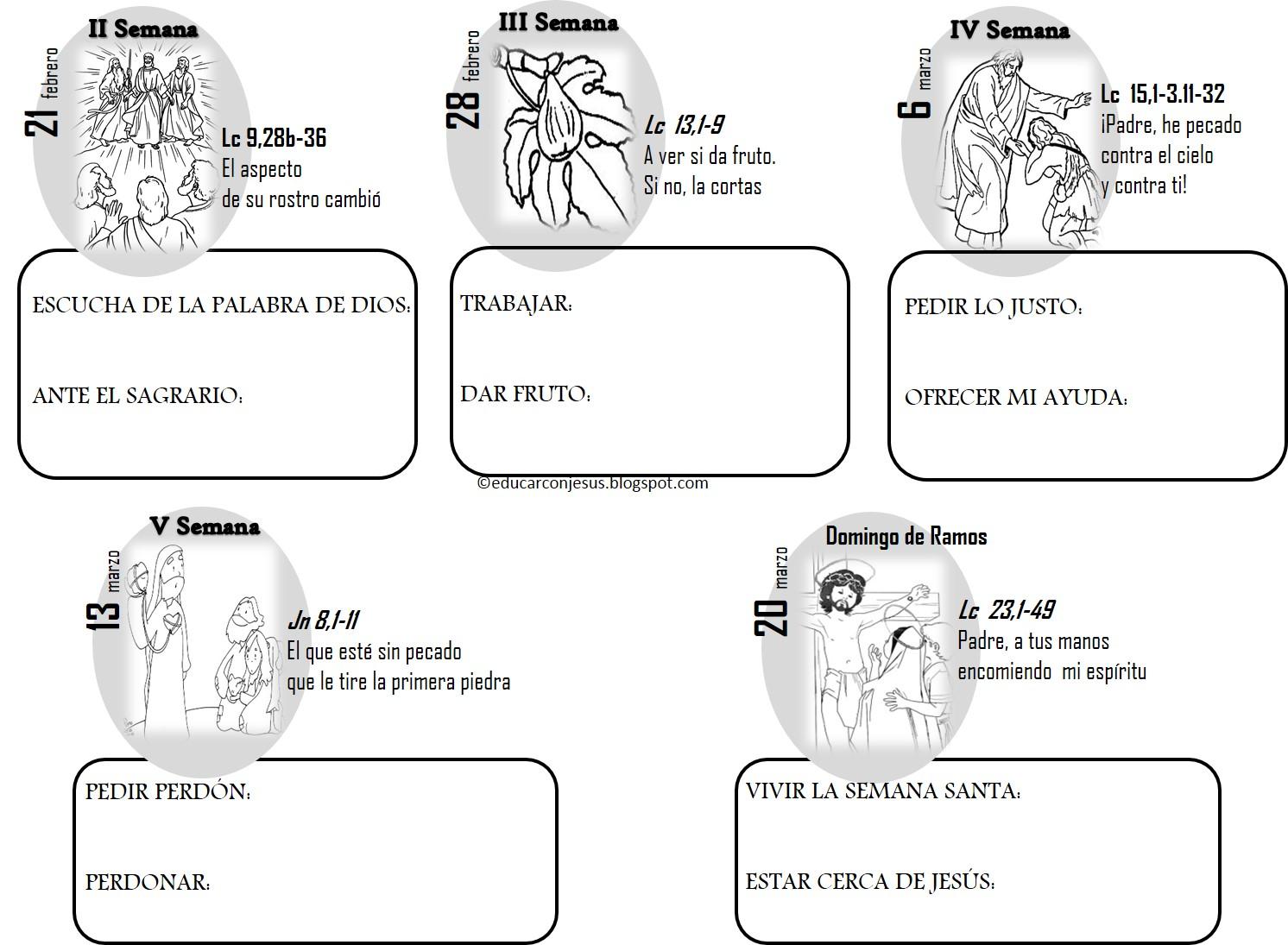 Dibujos De Comunion Para Imprimir Y Colorear: La Catequesis (El Blog De Sandra): Cuadernillo De Fichas