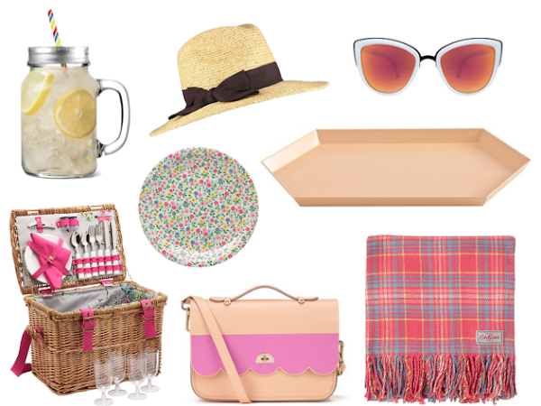 wishlist | picnicing in pastels