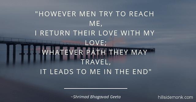 Bhagavad Geeta Quotes -14