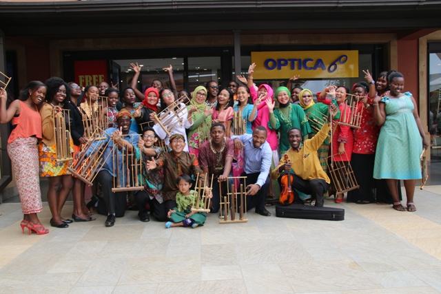 Angklung - Budaya Indonesia Yang Mendunia