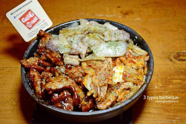 Gangnam Korean Restaurant Overland Park
