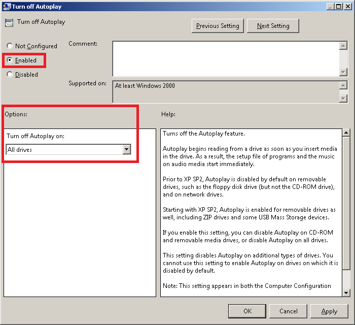 tips dan trik komputer, autoplay windows