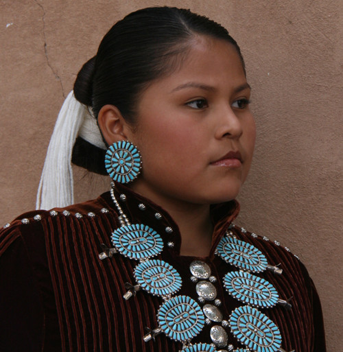 Navajo Woman 88