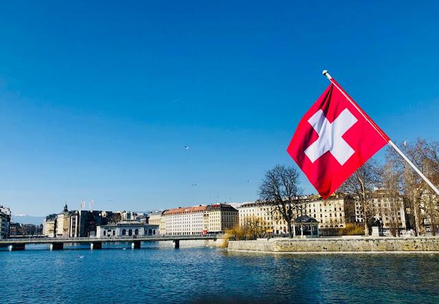 pont mont blanc, Geneve