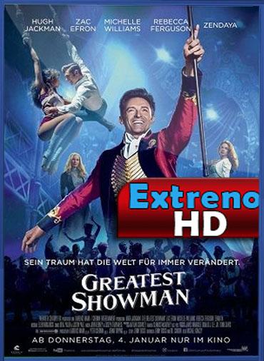 El gran showman (2017) | DVDRip Latino HD GDrive 1 Link