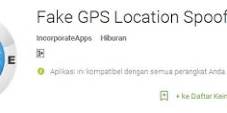 CARA MENGGUNAKAN FAKE GPS TANPA PERLU ROOT DI POKEMON GO - bengkel