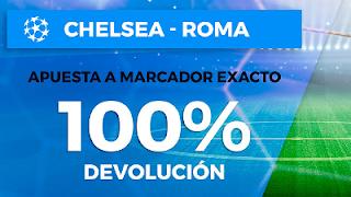 Paston Promoción Champions League: Chelsea vs Roma 18 octubre