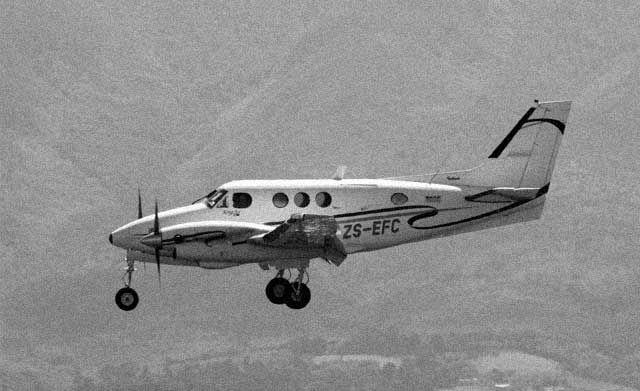 beechcraft king