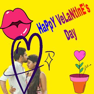 Romantic Valentine Day Image