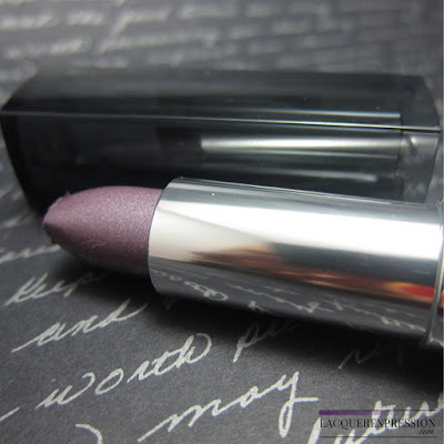 Color Sensational Matte Metallic Lip Color - Smoked Silver lipstick