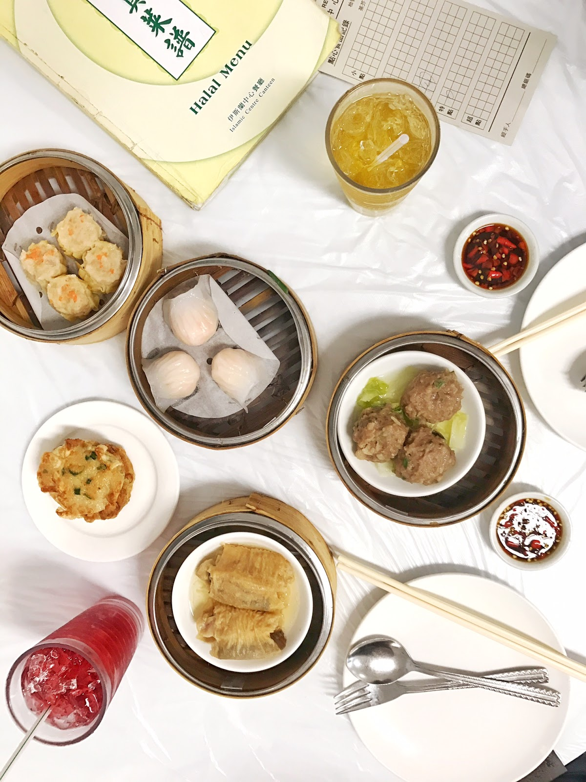 ANUARAANUAR: Hong Kong Halal Food Haven