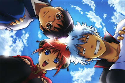 [Review] Gintama