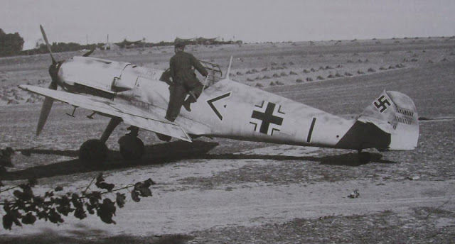 9 August 1940 worldwartwo.filminspector.com Adolf Galland Bf 109