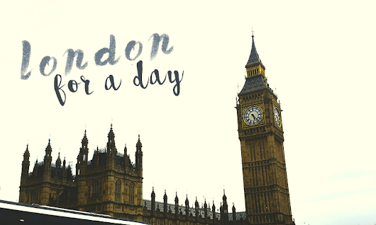 Livre Sirène: TRAVELLING JOURNAL | LONDON FOR A DAY