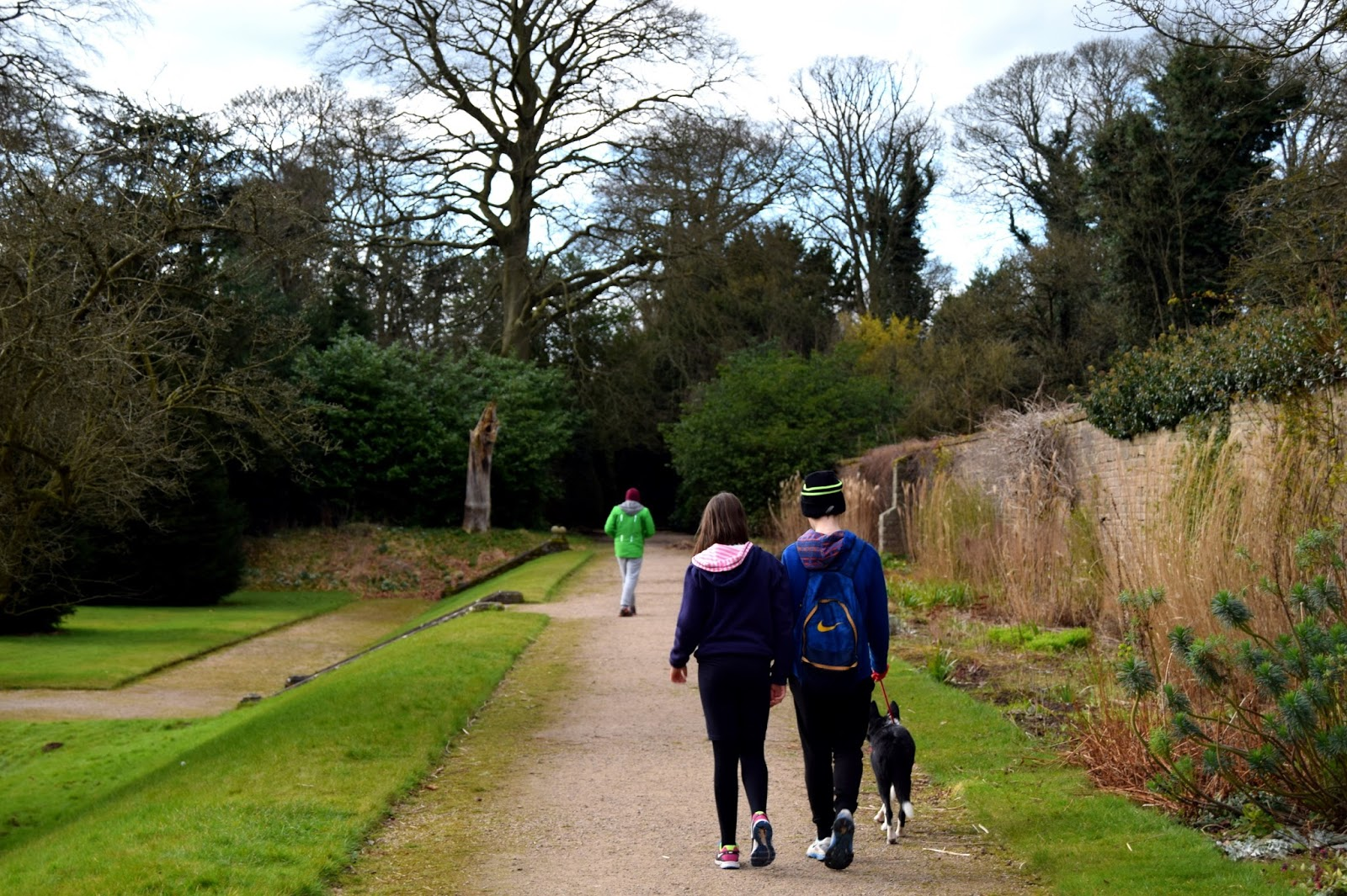 Walk Around Newstead Abbey