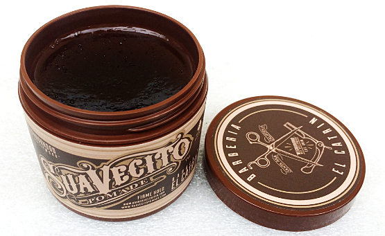 Review Suavecito X El Catrin Barbershop Firme Hold Pomade