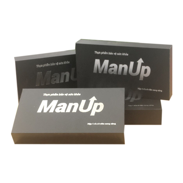 Man Up combo 2 hộp