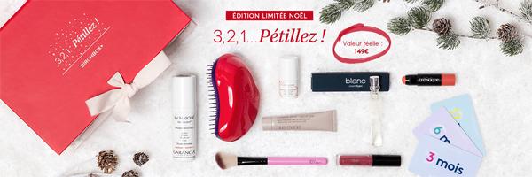 Edition Limitée Noël - Birchbox