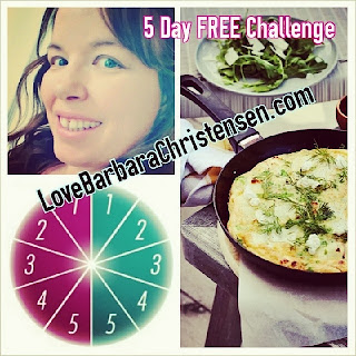 Love Barbara Christensen I Free 5 Day Health And Fitness Challenge