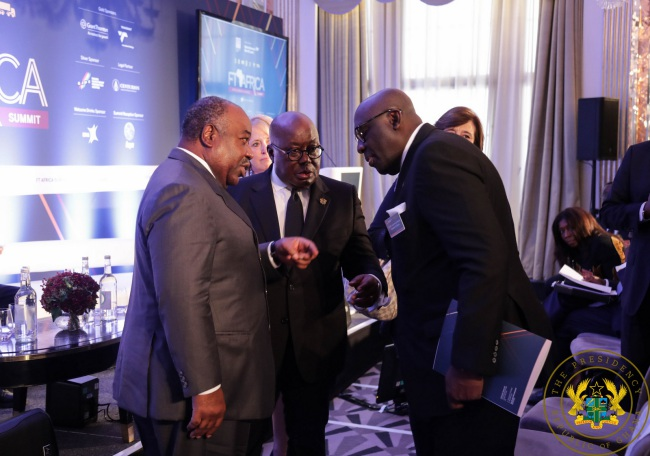 """""""Ghana Now A Net Exporter Of Electricity"""" – President Akufo-Addo"""