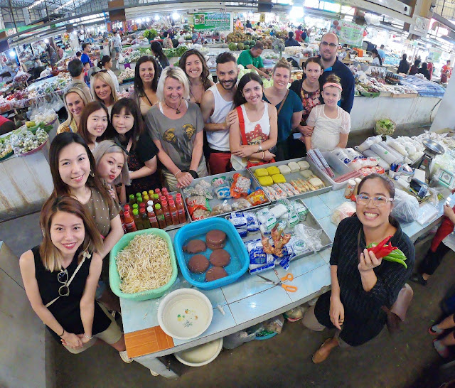 Thai Secret Cooking Class April 8-2018