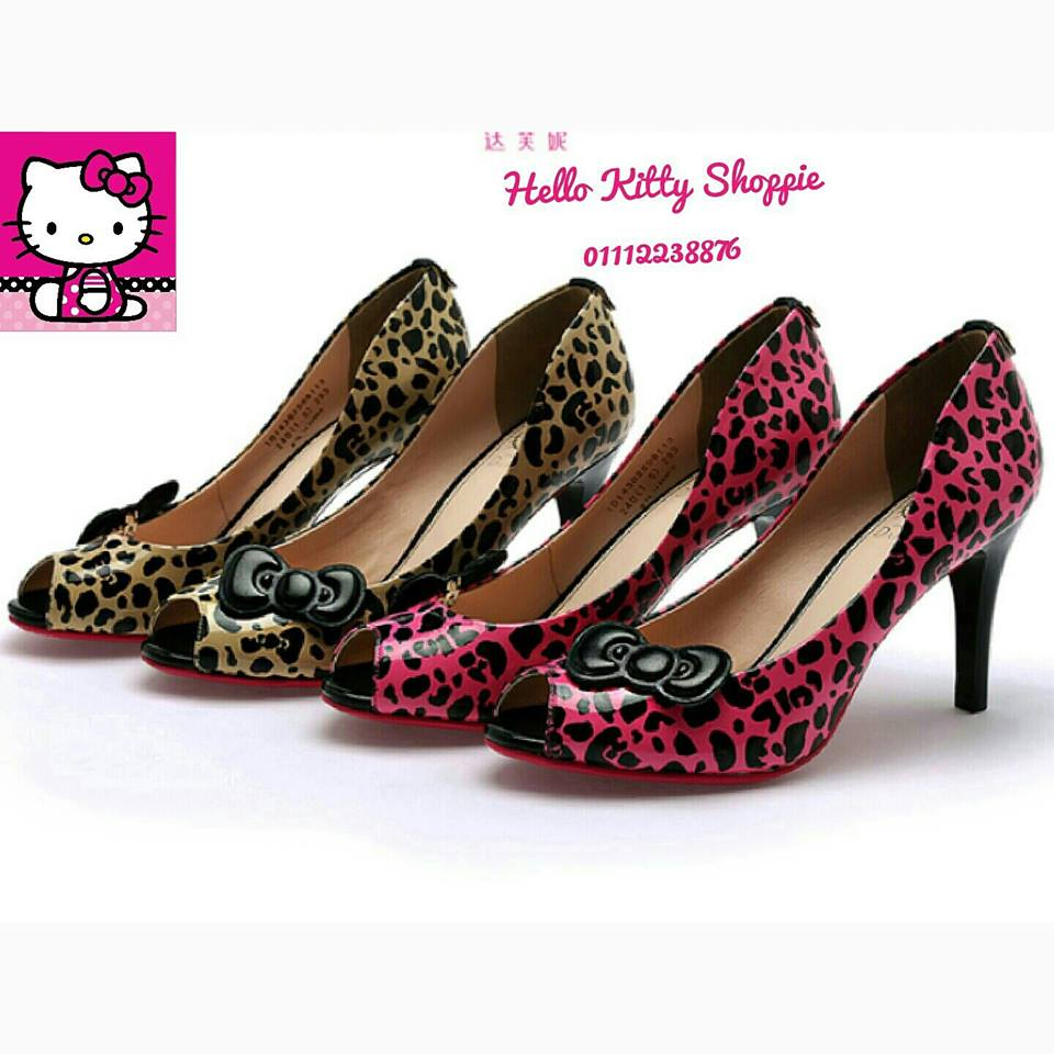 Cute Kitten Heel Shoes