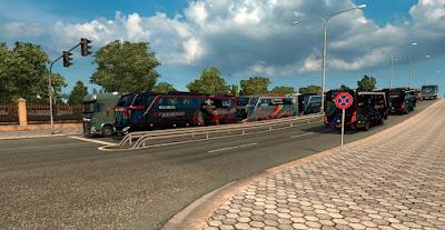 Traffic Jetbus SHD Pack Ojepeje