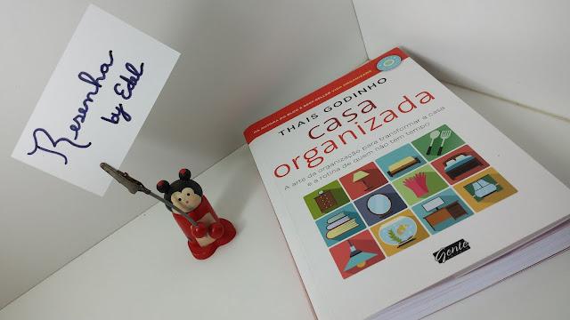 Resenha do livro Casa Organizada
