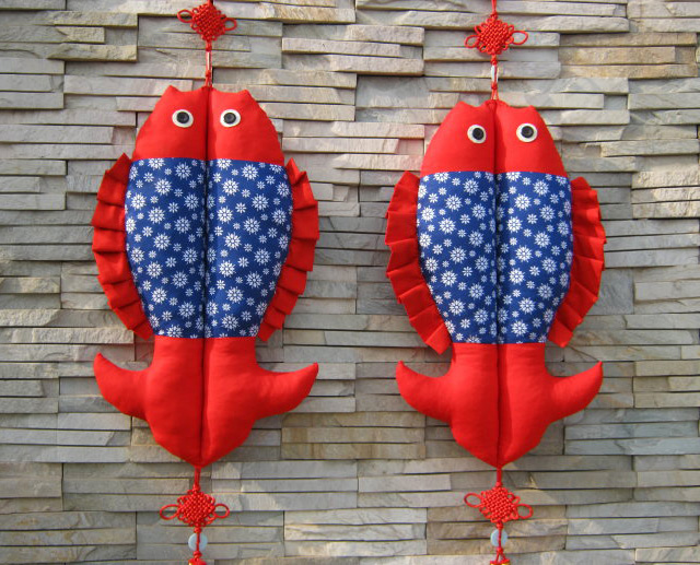 How To Make A Decorative Toy Fish - DIY Crafts Tutorial. Sea Monster Soft Toy