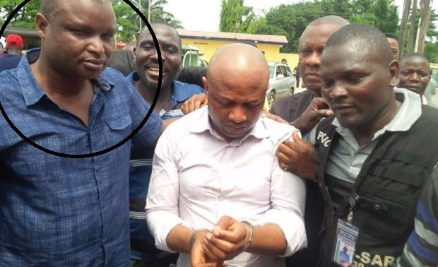 """""""Evans Is A Very Intelligent Criminal With A Very Sound IQ"""" – ACP, Abba Kyari"""