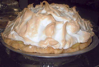 Homemade Lemon Meringue Pie